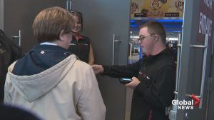 Lethbridge man living with Down syndrome finds work