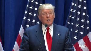Donald Trump: Iran is taking over Iraq, ISIS building hotels in Syria