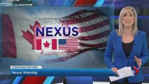 Consumer Matters: Travelers warned about Nexus fast track websites
