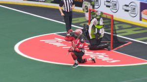 Saskatchewan Rush lose 17-12 to Calgary Roughnecks