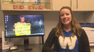 Winnipeg fan answers the question 'what is it like to meet Keith Urban?'