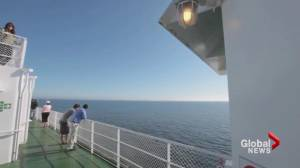 Despite numerous questions N.S. government not worried about Yarmouth ferry (02:02)