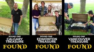 Bright idea! Canadian treasure hunt has thousands searching for gold