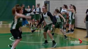 For Saskatchewan Huskies women's hoops, great defence leads to great offence