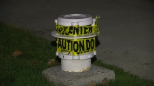 Kelowna waterfront lights further vandalized