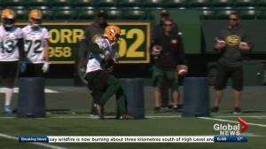 Edmonton Eskimos experience makeover at receiver position