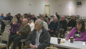 Community leaders join RCMP at public forum addressing rural crime in northern Alberta