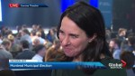 'Huge privilege' to be Montreal's first female mayor: Valérie Plante