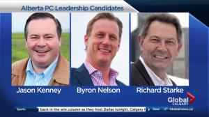 Alberta PC leadership convention in Calgary this weekend
