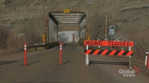 Flooding forces evacuations near Drumheller