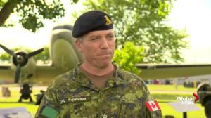 'Really hard day for us': Canadian soldier who died in Bulgaria was highly qualified