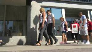 Macdonald Youth Services members strike, demand new contract from province