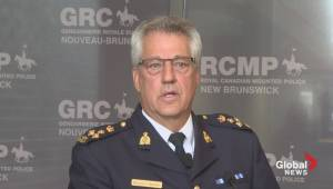 RCMP confirm mountie Francis found dead