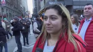 NYC residents describe scene at Port Authority station following explosion