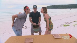 "ET Canada's Erin Cebula gets the full ""Survivor"" experience"