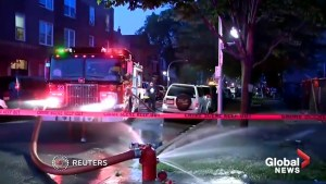 Eight children and teens killed in Chicago fire: police