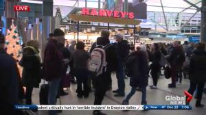 Edmonton International Airport Busiest Day