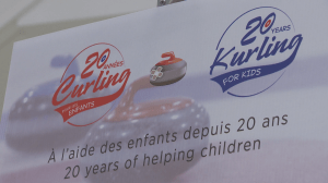 Making a difference through Kurling for Kids