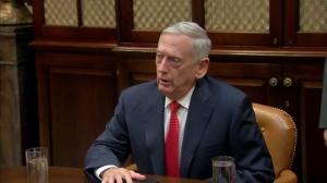 Mattis says latest North Korea launch went higher, further than before