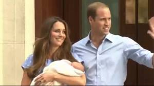 Bookmakers take odds on names of royal baby (02:01)