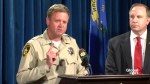 Las Vegas shooting lasted for 9 to 11 minutes after police alerted