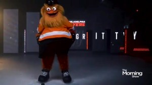 This might be the most terrifying mascot in sports
