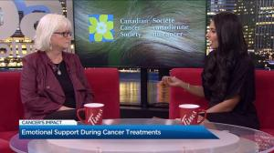 Dealing with the emotional impact of cancer diagnosis and treatment