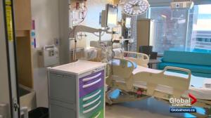 Stollery Children's Hospital ready to welcome patients to new pediatric cardiac ICU