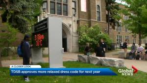 Toronto District School Board adopts sweeping wardrobe change for 2019-2020