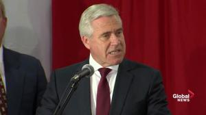 Dwight Ball says parties must work together in minority government