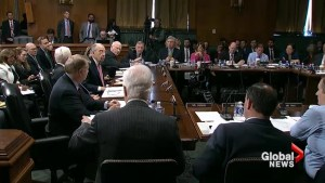 U.S. Senate Judiciary Committee passes bill to protect special counsel Robert Mueller