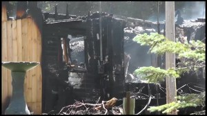 City of Kawartha Lakes home destroyed by fire