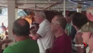 B.C. travelers share stories of hellish cruise (02:00)
