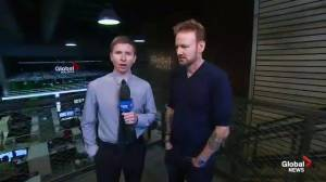Corey Hart returns to Halifax
