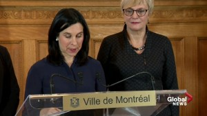 Montreal Mayor Valérie Plante weighs in on Quebec's proposed religious symbols ban