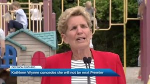 Focus Ontario election special: Wynne concedes she won't win election