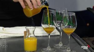 Mimosa's with Edmonton's District Cafe and Bakery