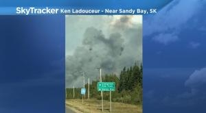 Saskatoon weather outlook: cool start to school as wildfires keep burning