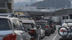 Long ferry waits expected for Canada Day weekend (02:51)
