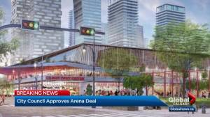 Calgary approves deal to build a new event centre