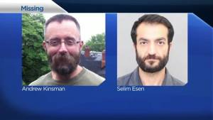 Community meets to discuss missing Toronto men