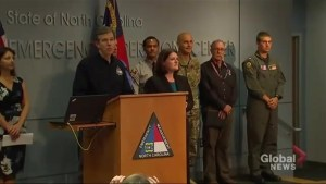 Hurricane Florence: 2800 national guards to report for duty says North Carolina Governor