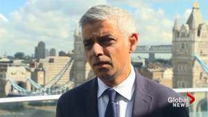 London mayor condemns 'evil and cowardly' attack aboard metro train