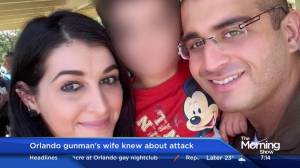Orlando gunman's wife knew about attack
