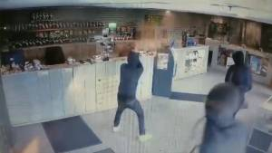 Attempted robbery at cannabis store leads to inspirational music