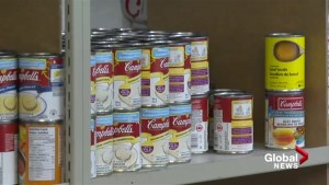 Southern Alberta food banks feeling the heat as economy continues to slow down