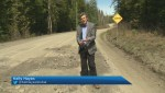 Lumby residents want action on deteriorating roads