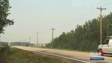 Central Alberta crash leaves 3 people dead, 1 injured