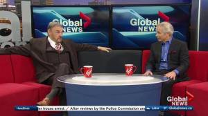Lord of the Rings Star appears on Global Edmonton