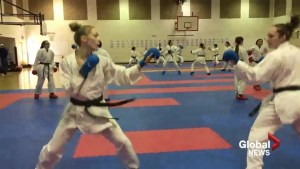 New Brunswick athlete hopes to compete in Tokyo 2020 as karate makes Olympic debut